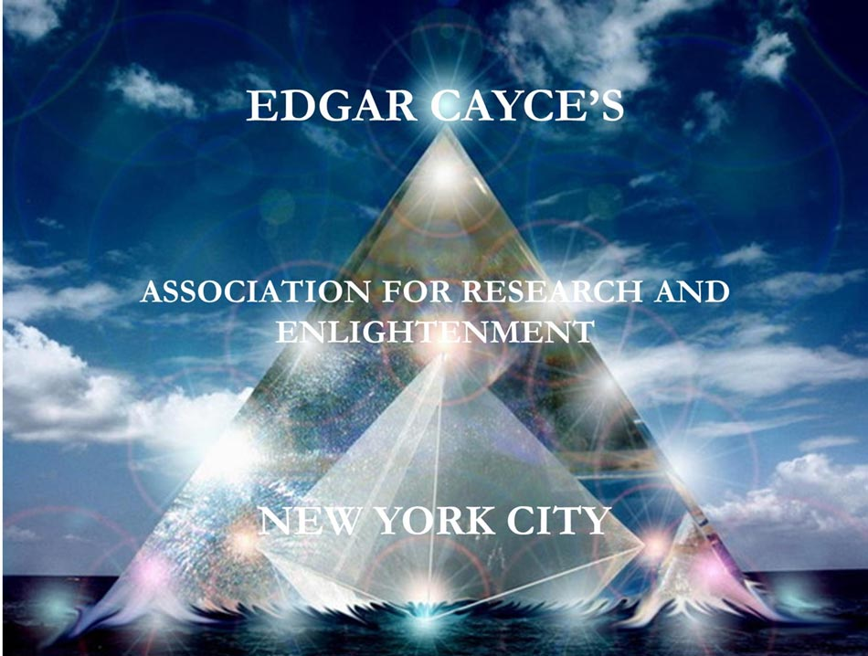 edgar cayce are pyramid