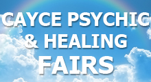 cayce psychic healing fairs