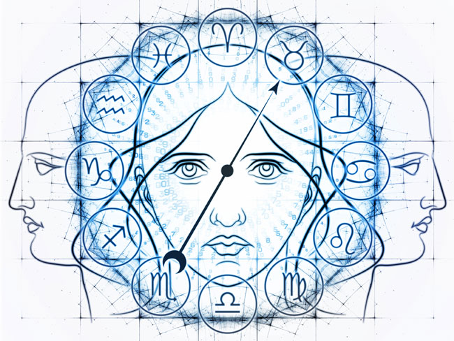 destiny zodiac faces