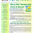 Read the Spring Open Door! Merry May Membership Specials & Gift in the new Open Door! Plus...