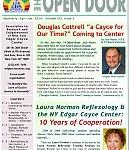 Read the latest OPEN DOOR Newsletter (Apr-Jun 2014) now!