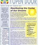 Jan-Mar 2015 issue of The Open Door—read now!